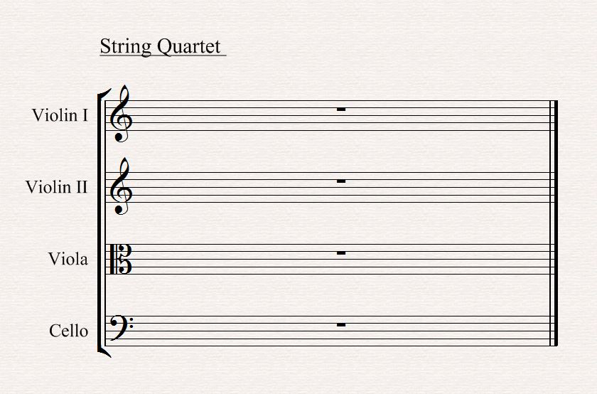 StringQuartetExample